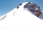 Вершина Казбека